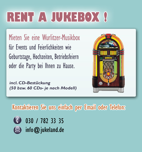 RENT A JUKEBOX